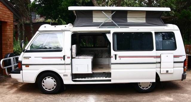 Why Use A Campervan?